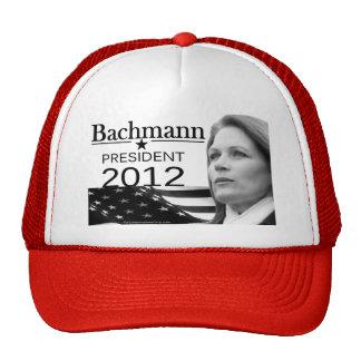 Bachmann for President Trucker Hat