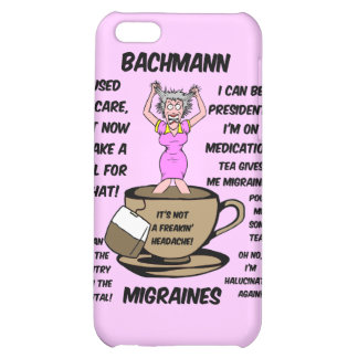 Bachmann migraines case for iPhone 5C