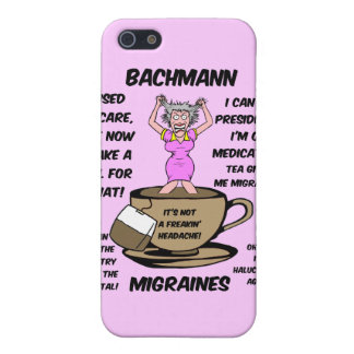 Bachmann migraines iPhone 5 cases