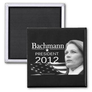 Bachmann para el presidente imán cuadrado