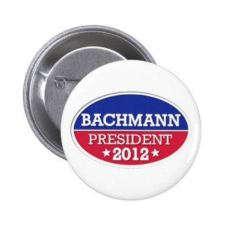 Bachmann President 2012 Pinback Buttons