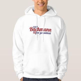 bachmann president 2012 hooded sweatshirt