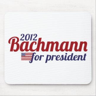 bachmann president 2012 mouse pad
