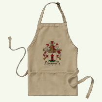 Bachmayr Family Crest Apron