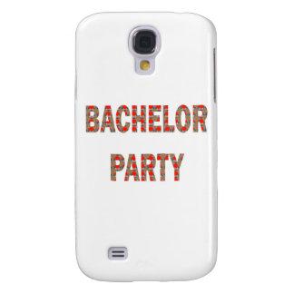 BACHOLER PARTY: Engagement, Wedding, Honeymoon Samsung Galaxy S4 Case