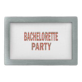 BACHOLERETTE Party: Wedding Engagement LOWPRICES Belt Buckle
