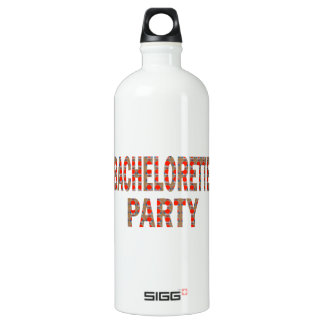 BACHOLERETTE Party: Wedding Engagement LOWPRICES Water Bottle