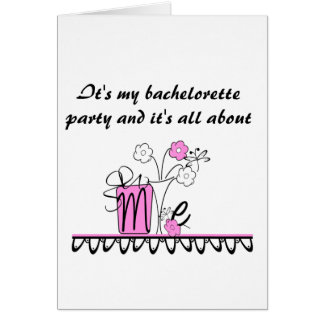 BACHPARTYPINKME CARDS