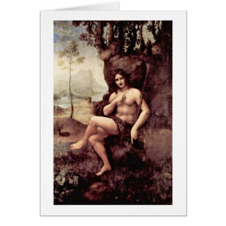 Bachus By Greeting Card