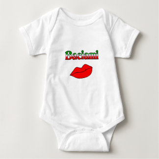 Baciami (Kiss Me) Baby Bodysuit