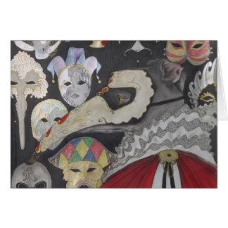 Bacio, la tarjeta de Halloween del galgo italiano