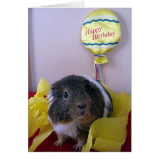 Baci's Birthday Wishes Greeting Card