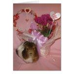 Baci's Valentine Stationery Note Card