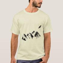 back2nature, Mountain T-Shirt