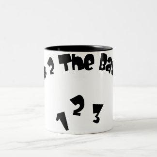 Back2TheBasics Two-Tone Coffee Mug