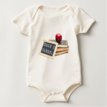 Back 2 School Baby Bodysuit