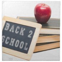 Back 2 School Napkin