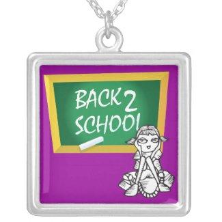 Back 2 School jewelry