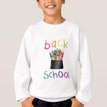 Back 2 School Sweatshirt