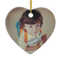 Back 2 School Toddler Ceramic Ornament