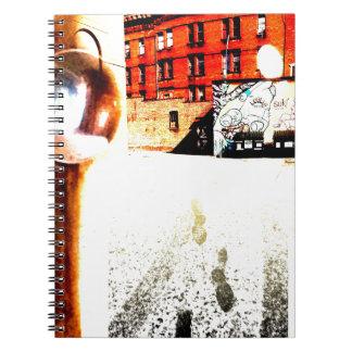 Back ally notebook