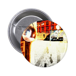 Back ally pinback button