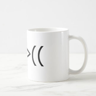 Back and Forth Forever! Coffee Mugs