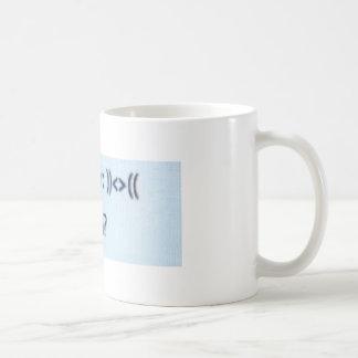 Back and Forth mug
