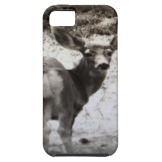 Back At You Deer iPhone case