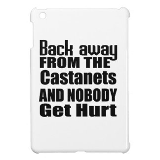 Back away from the Castanets and nobody get hurt iPad Mini Case