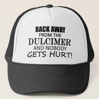 Back Away From The Dulcimer Trucker Hat
