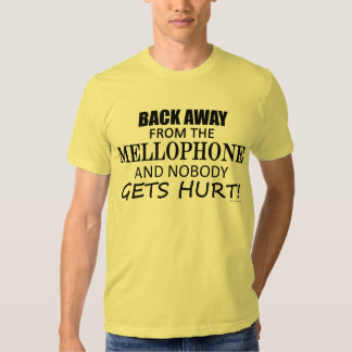 Back Away From The Mellophone T-Shirt