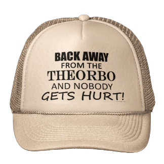 Back Away From The Theorbo Hats