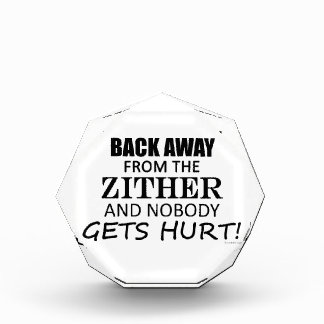 Back Away From The Zither Award