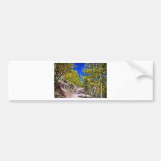 Back Country Road Take Me Home Colorado Bumper Stickers