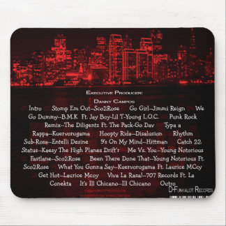 back cover muose pad mouse pad
