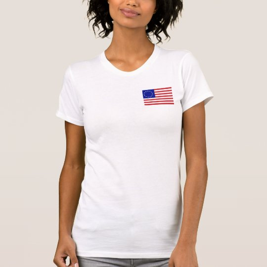 "Back: ""Don't Tread On Me"" Flags T-Shirt"