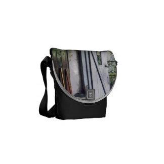 Back Door of Shop Messenger Bag