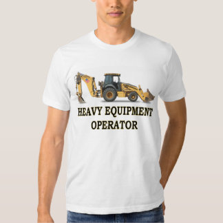BACK HOE LOADER T-Shirt