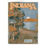 Back Home Again In Indiana Card