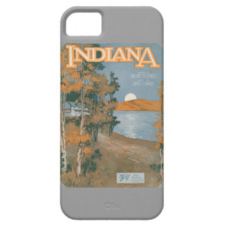 Back Home Again In Indiana iPhone 5 Covers