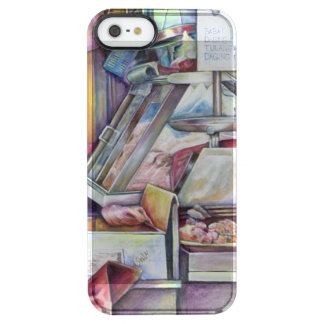 Back in Ten Minutes, Forgot my Wife's Birthday Uncommon Clearly™ Deflector iPhone 5 Case