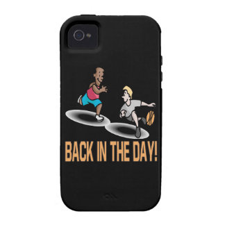 Back In The Day Vibe iPhone 4 Cover