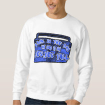 Back in the day Hip Hop Sweatshirt