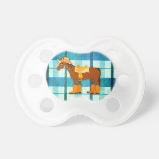 Back in the Saddle Pacifier