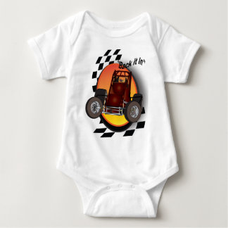 Back it In Infant Creeper