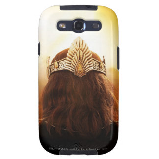 Back of Head with Crown Samsung Galaxy S3 Case
