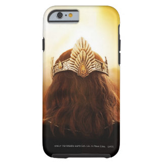 Back of Head with Crown Tough iPhone 6 Case