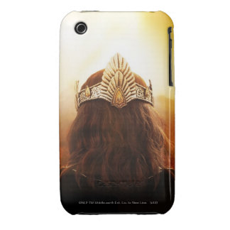 Back of Head with Crown iPhone 3 Cover