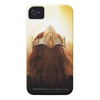 Back of Head with Crown iPhone 4 Case-Mate Case